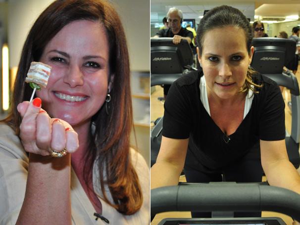 Renata Ceribelli muda seus hábitos após o quadro Medida Certa, do Fantástico (Foto: Divulgação/ TV Globo)