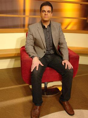 rodrigo pimentel (Foto: Luanna de Britto / Tv Globo)
