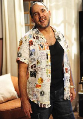O Astro Humberto Martins (Foto: TV Globo/ João Miguel Júnior)