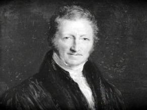 Thomas Malthus (Foto: Reprodução de TV)