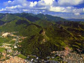 Parque Estadual Pedra Branca (Foto: Luiz Cláudio Marigo)