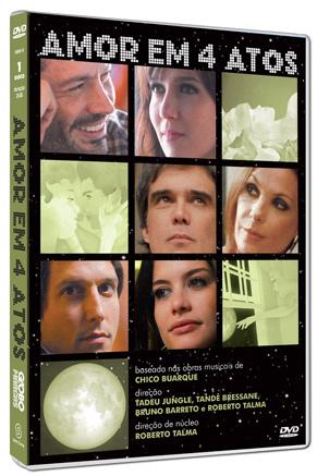 Microssérie tem elenco composto por Alinne Moraes, Vladimir Brichta, Malvino Salvador, Marjorie Estiano, Dalton Vigh e Carolina Ferraz (Foto: Globo Marcas/ TV Globo)