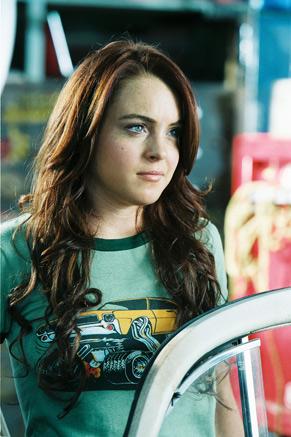 Lindsay Lohan vive Maggie Peyton (Foto: Divulgação)