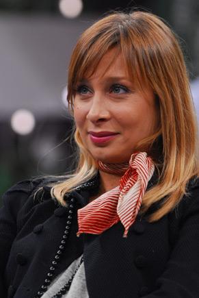 Katiuscia Canoro (Foto: TV Globo/Zé Paulo Cardeal)