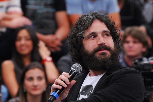 Caco Ciocler (Foto: TV Globo/Zé Paulo Cardeal)