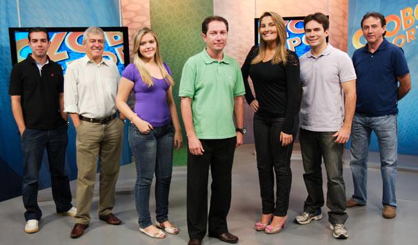 Globo Esporte Ceará - equipe (Foto: Divulgação/ TV Globo)