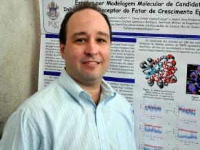 Professor André Pimental, da PUC-Rio (Foto: Divulgação)