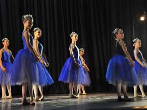 Apresnetação do projeto Dança & Magia (Foto: Divulgação)