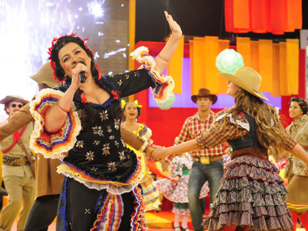 Esquenta! (Foto: TV Globo/João Miguel Júnior)