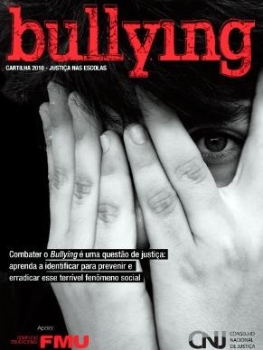 Cartilha do CNJ contra o bullying (Foto: Divulgação)
