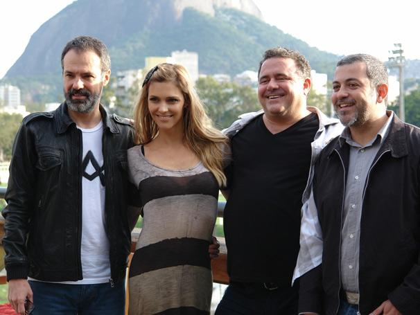 Fernanda Lima (Foto: TV Globo/ Nathalia Fernandes)