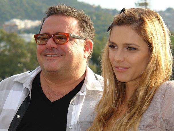 Leo Jaime e Fernanda Lima Amor Sexo (Foto: TV Globo/ Nathalia Fernandes)