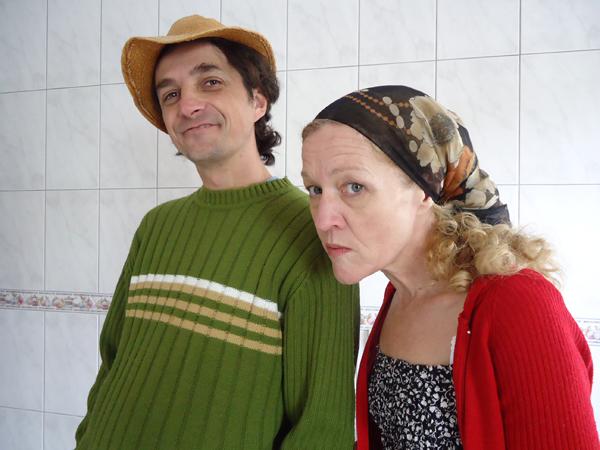 """Humor Mix e o caso do """"Morto-Vivo"""" (Foto: Divulgação/RPC TV)"""