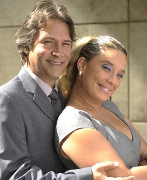 Dadá e Dodô (Foto: Renato Rocha Miranda/ TV Globo)