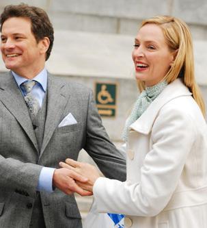 Marido Por Acaso - ... mas ela já está noiva de Richard (Foto: Divulgação)