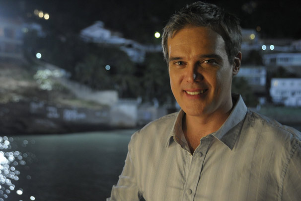 Dalton Vigh &#233; o chefe de cozinha Ren&#234; (Foto: TV Globo/Renato Rocha Miranda)