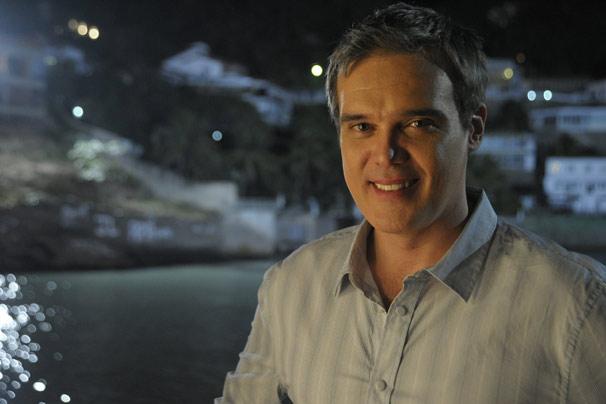 Dalton Vigh é o chefe de cozinha Renê (Foto: TV Globo/Renato Rocha Miranda)