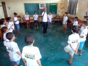 Projeto Casinha de Cultura - Coral (Foto: divulgacao)