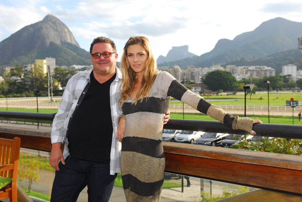 Fernanda Lima e Léo Jaime estão de volta com a terceira temporada de Amor & Sexo (Foto: TV Globo/João Miguel Júnior)
