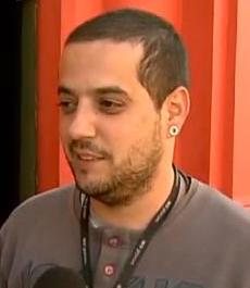 Marcos Souza, roteirista (Foto: Divulgação/RPC TV)
