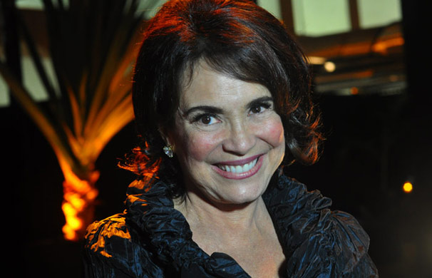 Regina Duarte disse estar orgulhosa do projeto (Foto: Divulgação TV Globo)