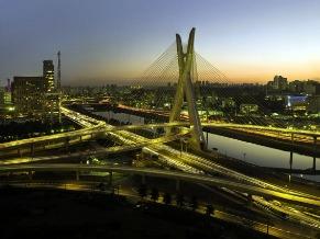 Turismo - São Paulo (Foto: Kazuo Okubo- divulgação)