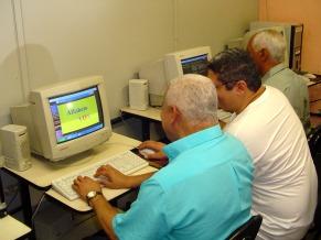 globo educação: tecnologia, softwares a serviço da inclusão dos deficientes visuais (Foto: Divulgação)
