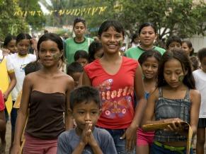 REDD incentiva famílias a preservarem a mata (Foto: Luciana de Franccesco / Divulgação)