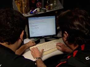 Globo Universidade - Informática (Foto: Reprodução de TV)