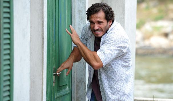 Paulo Rocha - ator português de Fina Estampa (Foto: Alex Carvalho/ TV Globo)