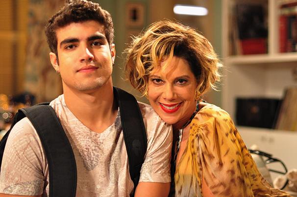 Fina Estampa Angela Vieira (Foto: Divulgação TV Globo)