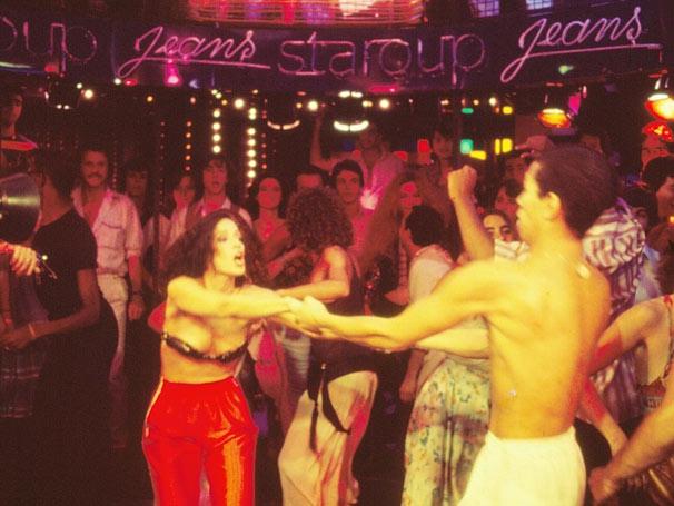 Visual de Sônia Braga na novela Dancin' Days ditou moda na época (Foto: CEDOC/ TV Globo)