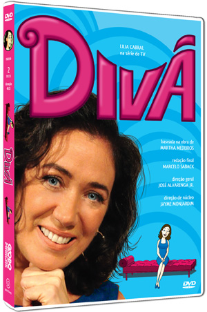 DVD Divã  (Foto: Divulgação TV Globo)