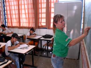 Educação fundamental (Foto: DIVULGAÇÃO)