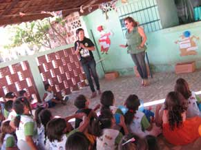 Centro de Convivência e Participação Social São Francisco (Foto: Divulgação)