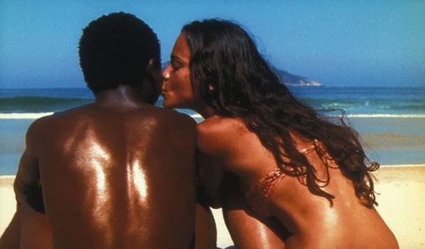 Nos anos 70, Buscapé leva a vida estudando, trabalhando e se divertindo com os amigos (Foto: Reprodução)