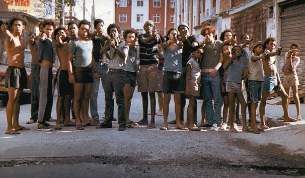 Cidade de Deus mostra a evolução do crime organizado na comunidade carioca de mesmo nome (Foto: Reprodução)