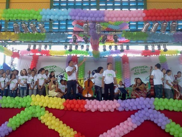 Criança esperança: Pará (Foto: Divulgação/ Bruno Magno)