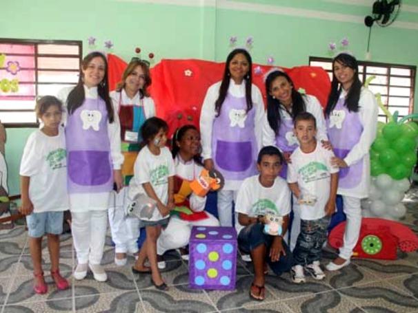 Criança esperança: Goiás (Foto: Divulgação/ Marisa Souza Vaz)