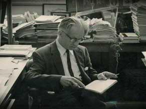 Cornelius Van Niel (Foto: Reprodução de TV)