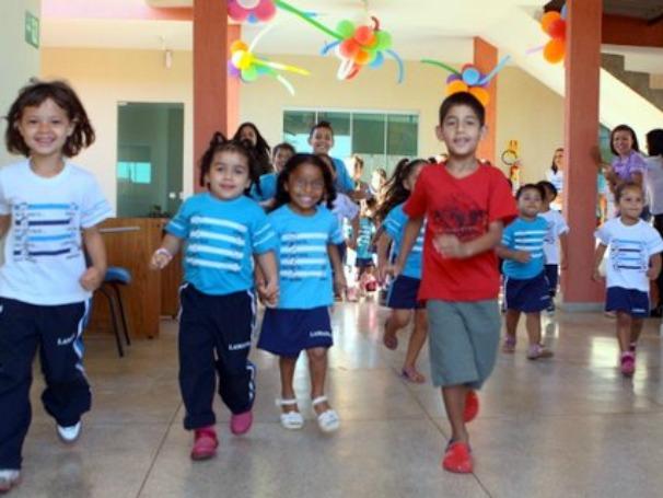 Criança esperança: Distrito federal (Foto: Divulgação/ Antônio Clives)