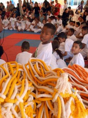 Criança esperança: São Paulo (Foto: Divulgação/ Zé Paulo Cardeal)