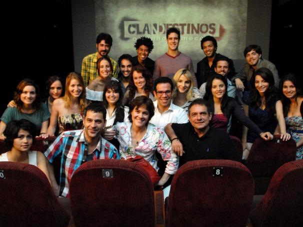 DVD de Clandestinos (Foto: Divulgação)