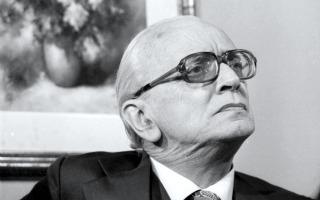 Mário lago (Foto: TV Globo/ CEDOC)