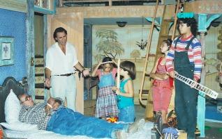 Álvaro herson capri flagra os filhos na bagunça