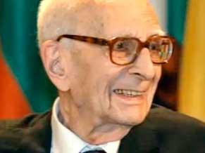 Claude Lévi-Strauss (Foto: Divulgação)