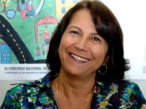 Edna Martins, coordenadora do ensino fundamental do MEC (Foto: Fabiana Gomes / Divulgação)
