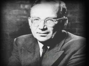 Cientista George Gamow (Foto: Reprodução TV)
