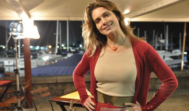 Letícia Spiller (Foto: João Cotta/ TV Globo)