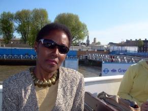 Filomena Bomfim mcluhan (Foto: Arquivo Pessoal)